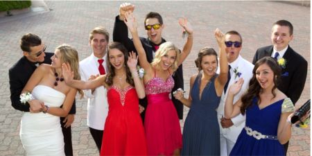 Proms, Home Comings, and Graduations