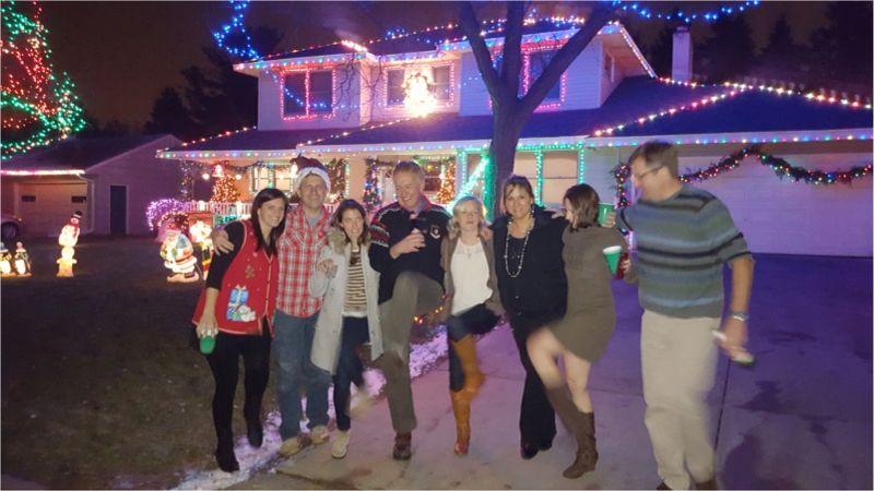 Christmas Light Tour group 1