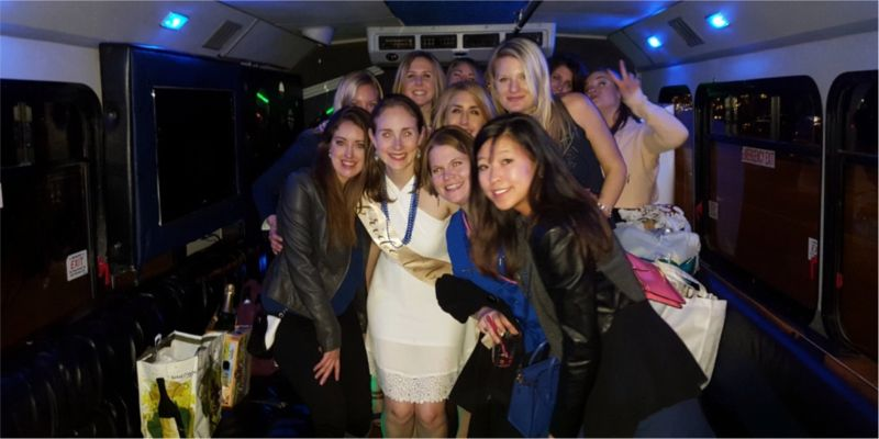 Bachelorette Party group
